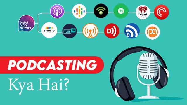 Podcasting Kya Hai