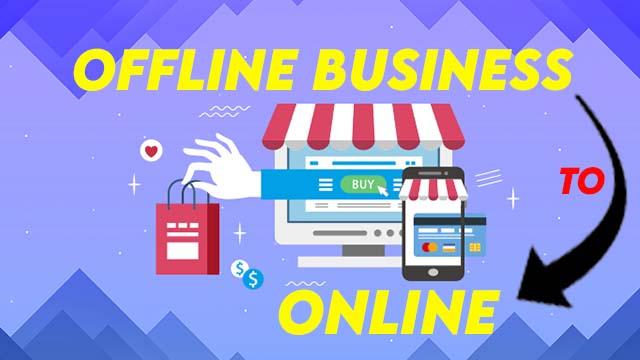 Offline Business Online Kaise Kare