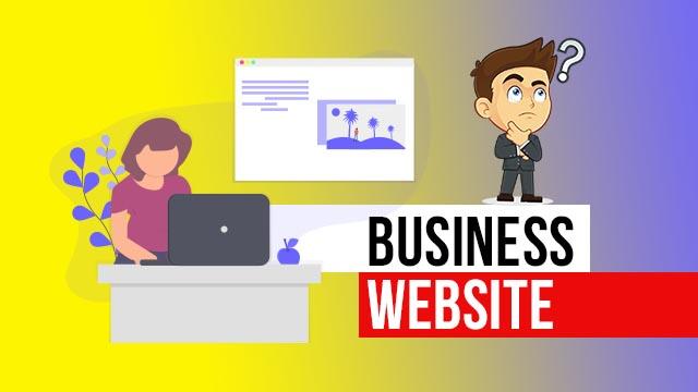 Professional Business Website Kaise Banate Hai