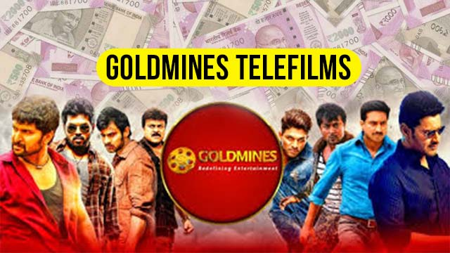 Goldmines Telefilms Earning Net Worth