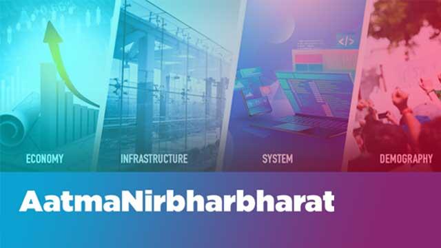 Aatmanirbhar Bharat par Nibandh